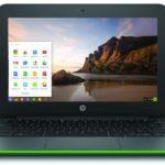 Chromebook от Hewlett-Packard получил самый большой дисплей