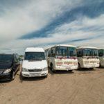 Как арендовать автобус с водителем?