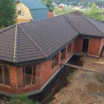Основные этапы монтажа крыши