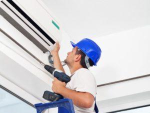 Соблюдение необходимых правил при самостоятельном проведении монтажа кондиционера